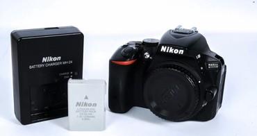 Nikon D5500 body в Bakı
