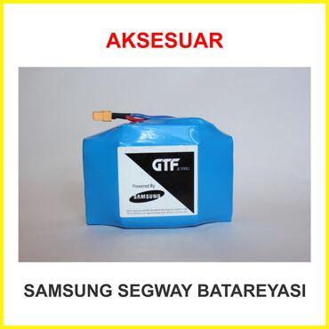 bmw-3-серия-320i-mt - Azərbaycan: Аккумулятор Samsung для гироскутера характеристики:состоит из 20
