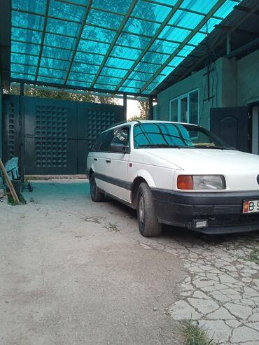 Транспорт - Кой-Таш: Volkswagen Passat 1.8 л. 1991
