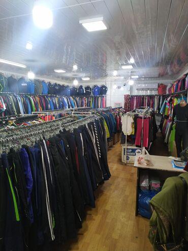 Мужская одежда в Беловодское: Магазин одежды и обуви Euro MIX Stock and Second hand Мир брендов всег