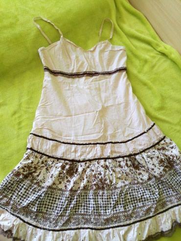 Letnja leprsava haljina vel. 38 - Petrovac na Mlavi