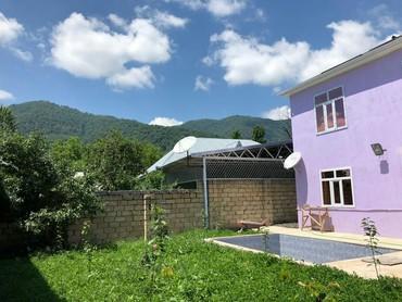 İsmayıllı şəhərində Qebelede kiraye ev bu ev tufandaq yolunun qiraqndadir 3yataq ptaqi 1