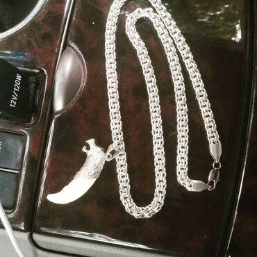 Цепочки - Кыргызстан: Мужской трос цепочка серебро золото на заказ и в наличии плетение