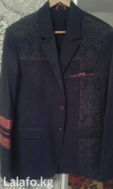 Мужская одежда - Джалал-Абад: Новый турецкий пиджак мужской