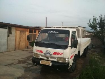 Купить грузовик до 3 5 тонн бу - Кыргызстан: Кия 3.5 тонн 3.6 об простой мотор без турбина 2004 или меняю на