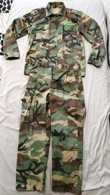 Другая мужская одежда в Бишкек: Военная форма допризывной подготовки. Ношена ±10 занятий Торг возможен
