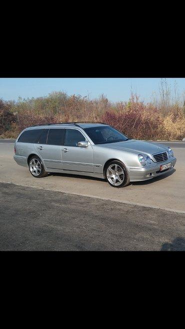 Mercedes benz e430Год выпуска 2001Цвет сереброОбъём 4. 3 v8 в Бишкек