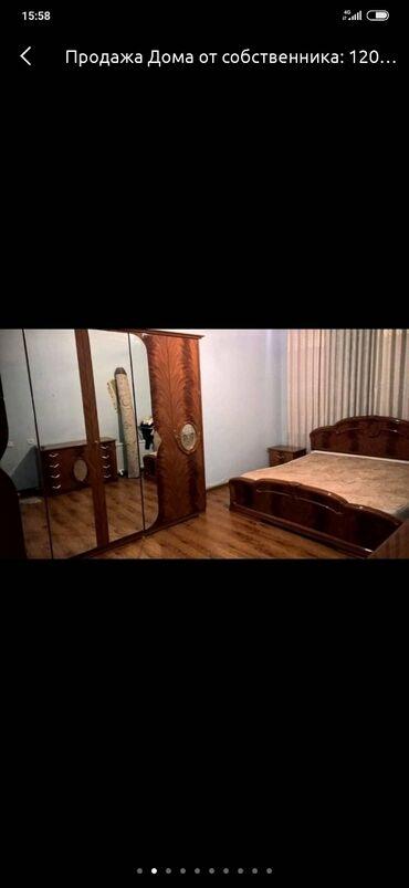 Спальный гарнитур в отличном состоянии полный комплект, без матраса