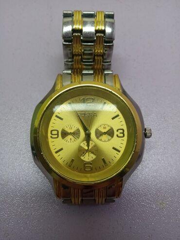 Продаю советские женские часы 50-57г.-200с., часы золотого цвета в