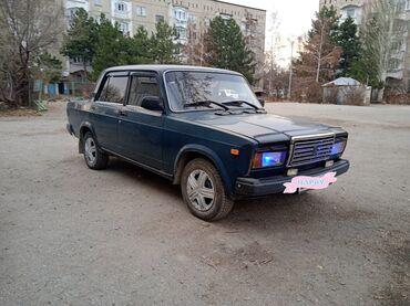 Каракол кой - Кыргызстан: ВАЗ (ЛАДА) 2107 1.6 л. 2003   35000 км