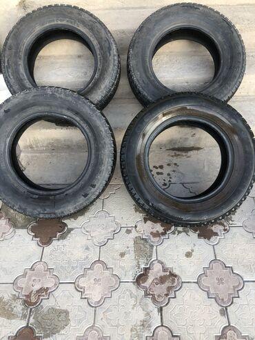 тойота центр бишкек камри 70 цена in Кыргызстан | АКСЕССУАРЫ ДЛЯ АВТО: Продаю шина 4 все одинаковые, протектор 95%! 205.70.16! Подходят на рх