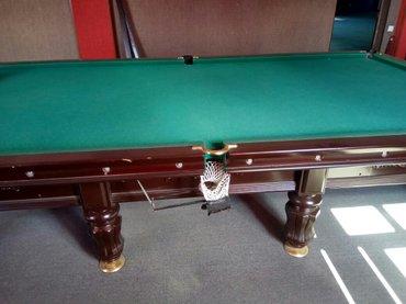 Продается бильярдный стол, в Сокулук