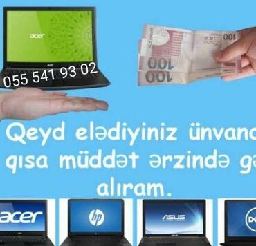 oguz tv - Azərbaycan: Cox qisa bir zamanda gelib yerinde TEZE ISHLENMISH XARAB noutbuklari