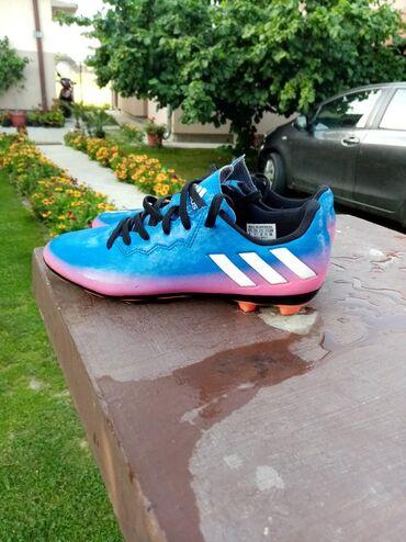 Adidas kupaci - Kraljevo: Original adidas dečije kopačke broj 36. Stanje ekstra! Kao nove!