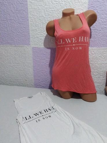 Amisu dve majice iste, nove samo etiketu nemaju, jedna baby roze, - Smederevo