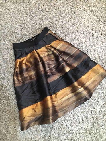 Duzina struk suknja - Srbija: Suknja Duzina 69cm Struk 37cm poluobim