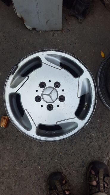 диски на авто на 15 в Кыргызстан: Mercedes диски на 15 4 штуки