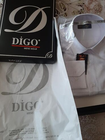 Sumqayitdadı . Orjinal Digo Firma brendidi.Türkiyədən Alınıb Bahalı və