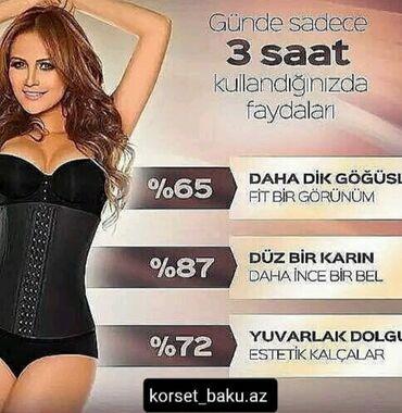 dar korset - Azərbaycan: Korset