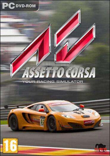 Assetto Corsaigra za pc (racunar i lap-top)ukoliko zelite da narucite