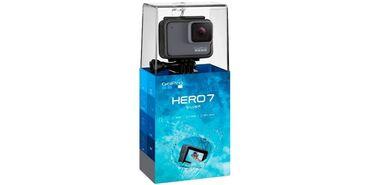 Gopro hero7 silver Экшн камера (привезена с америки) новая