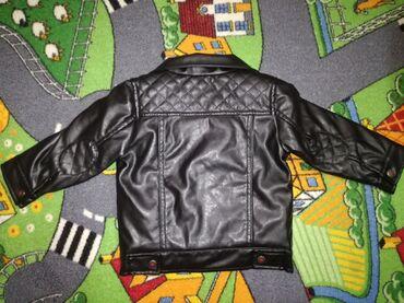 Dečija odeća i obuća - Backa Topola: Dečija jaknica C&A motoraškaDečija jakna C&A Baby Club, nova