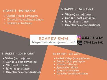 İş Azərbaycanda: SMM mütəxəsis. 21