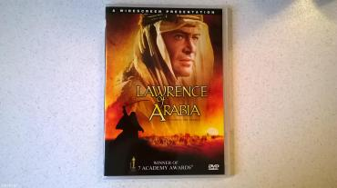 Βιβλία, περιοδικά, CDs, DVDs - Ελλαδα: Lawrence of arabia, dvd σε άριστη κατάσταση