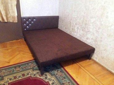 Bakı şəhərində Yenidir carpayi iki neferlik