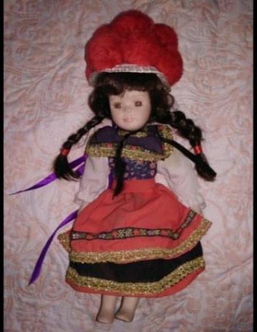 Фарфоровая кукла из ГЕРМАНИИ, кукле в Бишкек