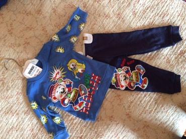 Тупецкий костюм,новый,размер 3-6 месяцев,300с,юг-2 в Бишкек
