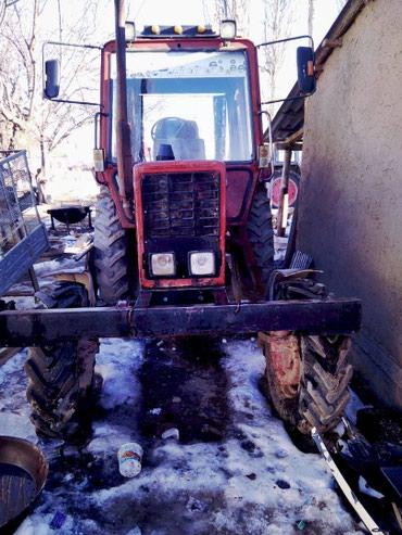 БЕЛАРУСЬ сатылат. Баасы 500мин сом . Коробка-мотор алмаштырылган. в Бишкек
