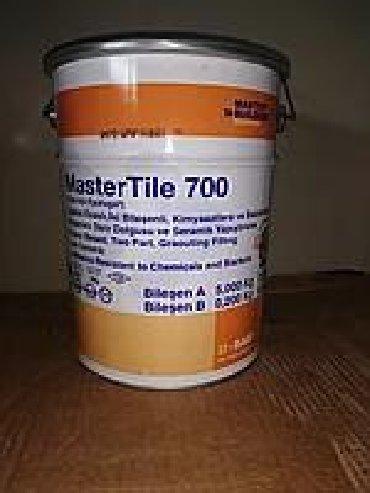 MasterTile 700 - заполнитель для швов на эпоксидной основе