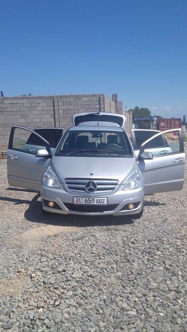 Транспорт - Токтогул: Mercedes-Benz B 170 1.7 л. 2009 | 22580 км