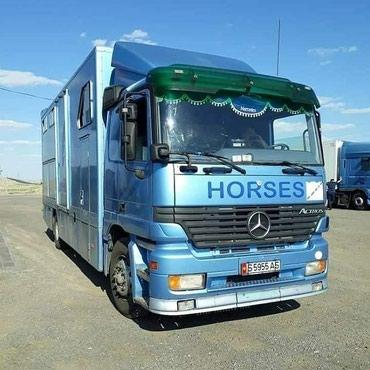 Продается коневозка с размещением до в Бишкек