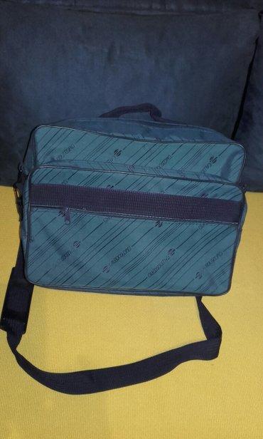 Fina markirana tasna,torba moze i sluzbeno ili za kratak put. Sirina - Pozarevac