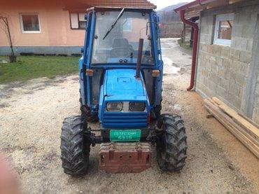 Traktor iseki ta 530 f 4x4 - Pozega