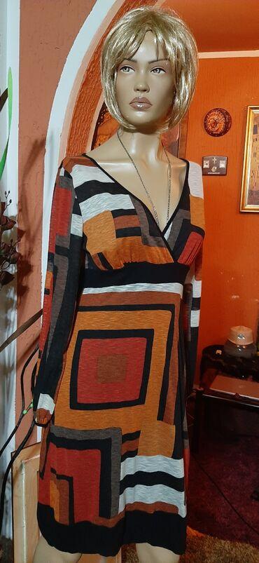 Haljina st - Srbija: ST GEORGE prelepa pamucna haljina 10/10 vel m povoljno