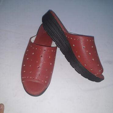 sabo sportivnye в Кыргызстан: Женская обувь.размер 37.Из натуральной качественной кожи.А также