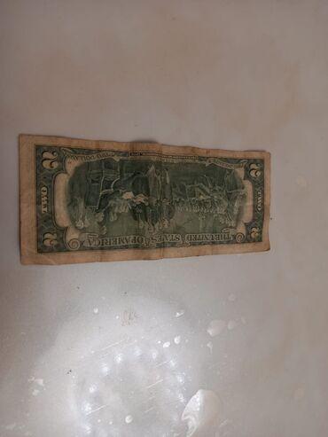 Спорт и хобби - Ленкорань: 1976-cı ilin 2 dollarıdı. Wp aktivdi. Qiymetde razılaşmaq olar