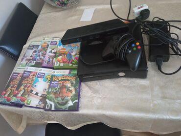 Xbox 360 & Xbox - Azərbaycan: X box 360 ela veziyyetdedi hec bir problemi yoxdu.ustunde 8 dene