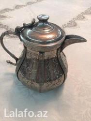 Bakı şəhərində Mis çaynik.
