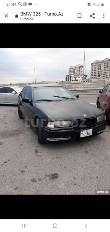bmw-3-серия-330cd-at - Azərbaycan: BMW 3 series 2.5 l. 1993 | 32360 km