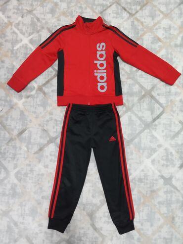 Детский костюм Адидас оригинал со штатов в хорошем состоянии. Возраст