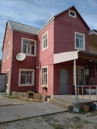 baxın yuzh magistral asanbai rayonunda böyük ev satıram - Azərbaycan: Satış Ev 350 kv. m, 8 otaq
