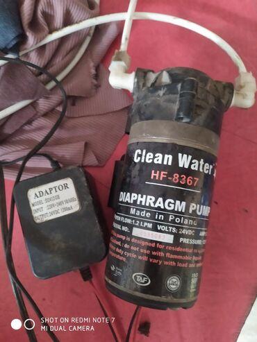 фильтров для воды в Кыргызстан: Водяной фильтр асмоса мотор рабочий 1500 com