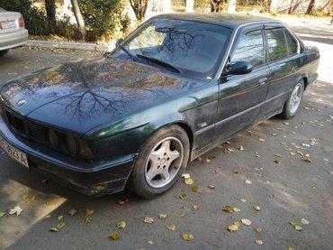 Продаю или меняю БМВ 520 год 1995 кожа салон еле пакет ванус airbag в Кемин