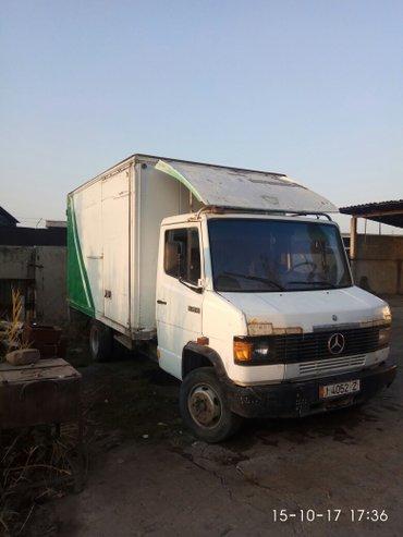 Мерседес гигант 709d 1991г. в. V4. 0  продаю 390000 сом. в Бишкек