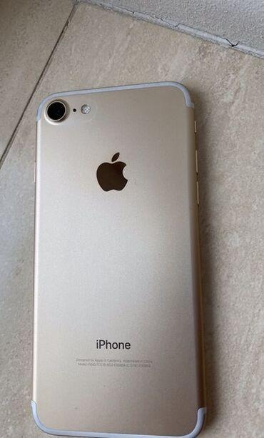 iphone 7 купить бу в Кыргызстан: Б/У iPhone 7 32 ГБ Золотой