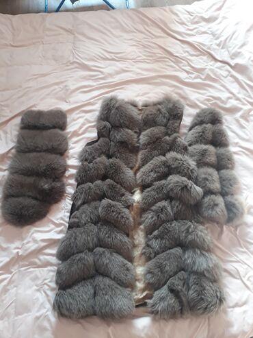 размера л в Кыргызстан: СРОЧНО!!! Продается шуба трансформер. ПИСЕЦ Снимаются рукава можно